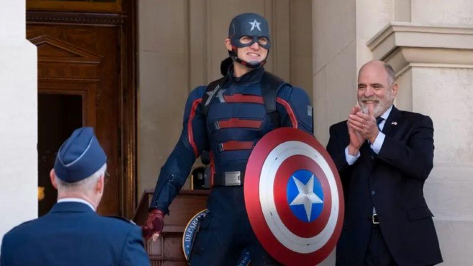 'The Falcon & The Winter Soldier's New Captain America