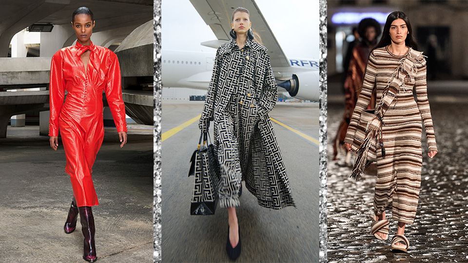 Let's Recap The Most Memorable Looks From Paris Fashion Week A/W21