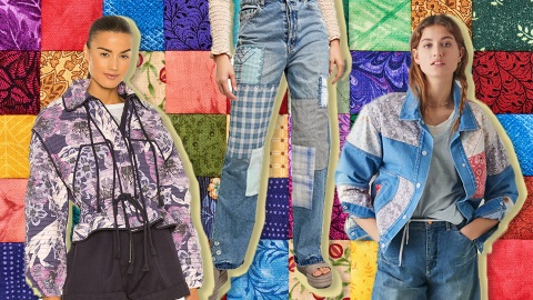 Meet Quiltcore, Gen Z's Obsession With Patchwork Aesthetics | StyleCaster