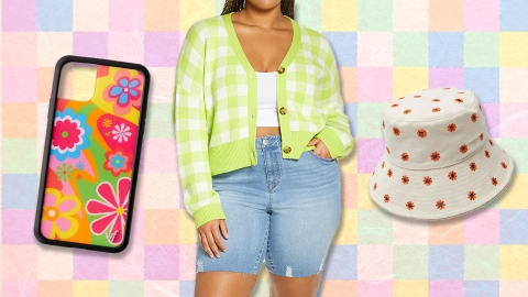 All The Colorful, Groovy Pattern Trends To Try In 2021   StyleCaster
