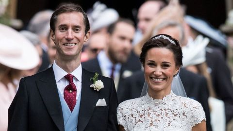 Pippa Middleton's Baby Shares the Same Name With These Royal Family Members | StyleCaster