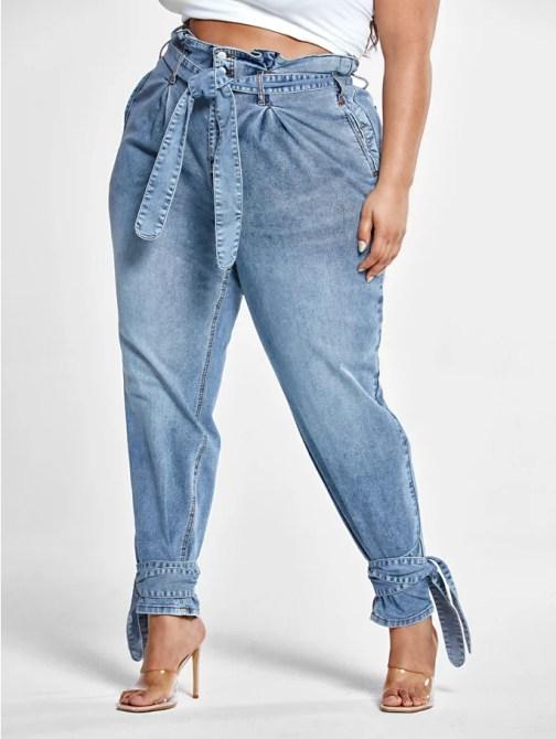 STYLECASTER |  Jeans taglie forti