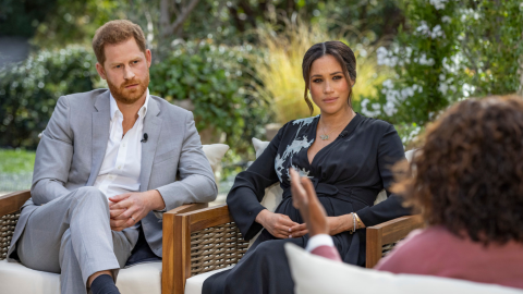 Kate, Archie's Skin & More Royal Tea Meghan & Harry Spilled in Their Oprah Interview | StyleCaster