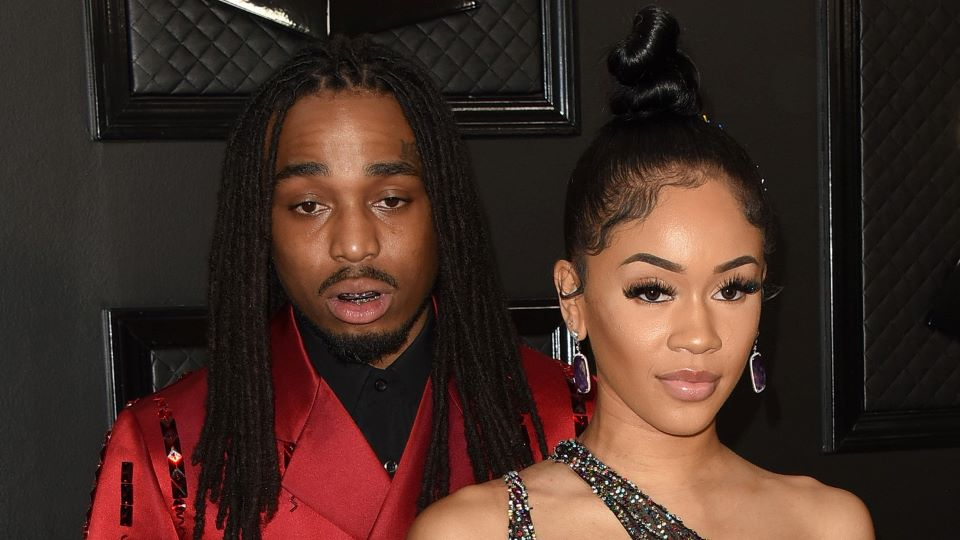 Saweetie & Quavo Got Into a Physical Fight Before Their Split & It Was All Caught on Video