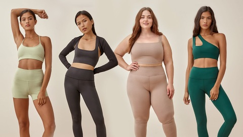 Hit The Gym—Reformation's Sustainable Activewear Line Is Here | StyleCaster