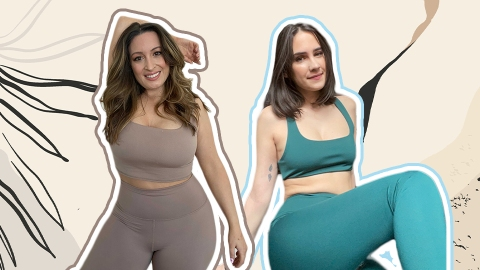 Our Fashion Team Put Reformation's New Activewear Line To The Test | StyleCaster
