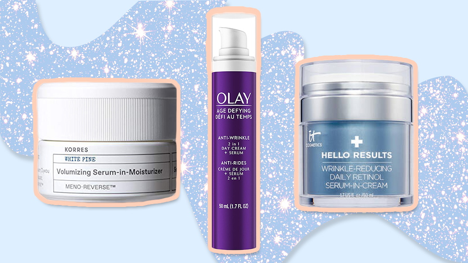 5 Serum-In-Cream Skincare Products That Let You Skip a Step in Your Routine