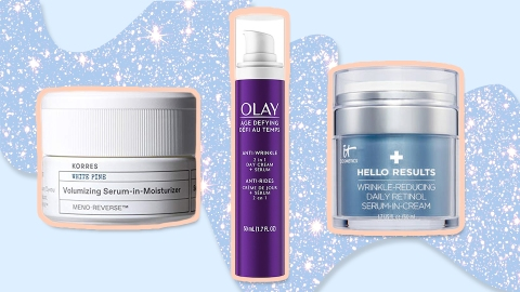 5 Serum-In-Cream Skincare Products That Let You Skip a Step in Your Routine | StyleCaster