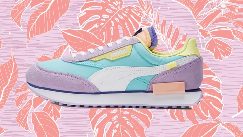 The Top Summer Sneaker Trends To Replace Your Dirty White Air Force 1s | StyleCaster