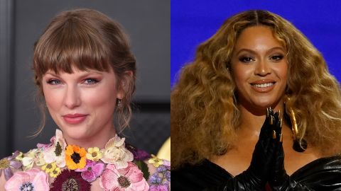 Taylor Swift Woke Up to the Best Surprise Present From Beyoncé & We're Beyond Jeal | StyleCaster