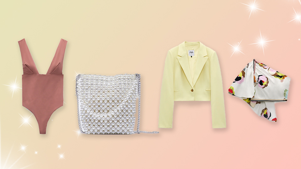 15 Trendy Pieces to Buy at Zara Right Freakin' Now