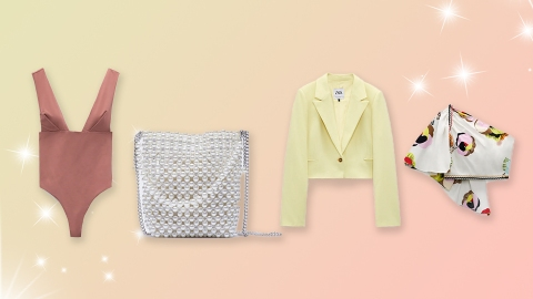 15 Trendy Pieces to Buy at Zara Right Freakin' Now | StyleCaster