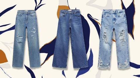 Um, I Just Got The Cutest Jeans From Zara | StyleCaster