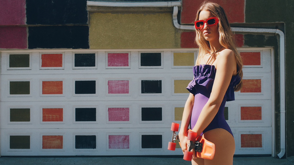 Warm Weather Is Here—And So Are Zara's New Swimsuits