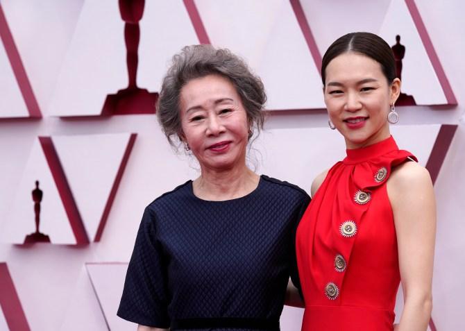Youn Yuh-jung oscars