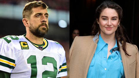 Aaron Rodgers Is Considering Leaving the Green Bay Packers to Be With Shailene Woodley | StyleCaster
