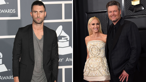 Adam Levine Just Revealed Why He 'Doesn't Support' Blake & Gwen Getting Married | StyleCaster
