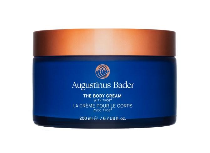 Augustinus Bader the body cream.