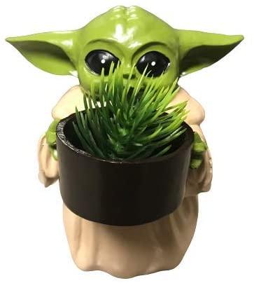 Baby Yoda Planter