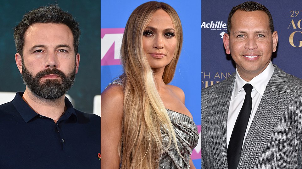 Jennifer Lopez & Ben Affleck Have Been 'Spending' Time Together Since Her Split From A-Rod