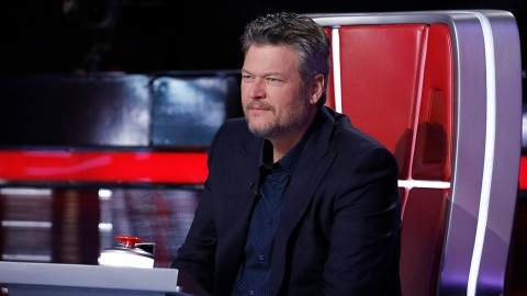 Blake Shelton May Have Just Hinted He's Leaving 'The Voice' Like Fiancée Gwen Stefani | StyleCaster