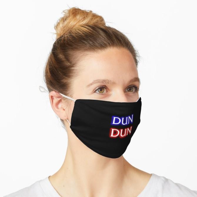 'Dun Dun' Face Mask