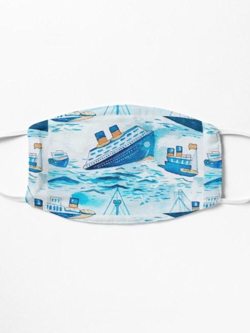 """""""Grey's Anatomy"""" Ferry Mask"""