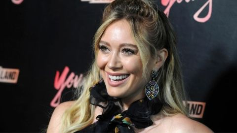 Hilary Duff New Ice Blonde Hair Took 8 Hours (!!) To Achieve   StyleCaster