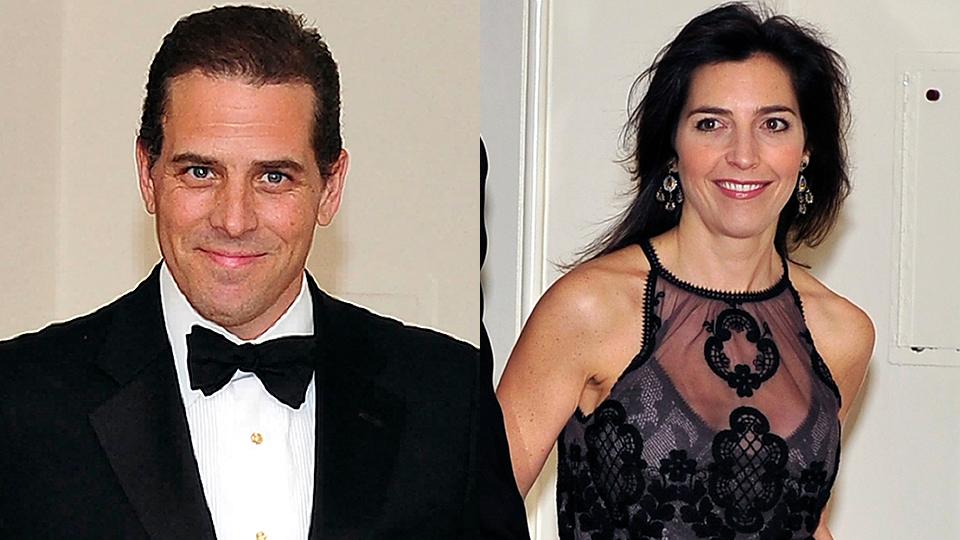 Hunter Biden Reveals How He Started Dating His Late Brother Beau's Widow After His Death