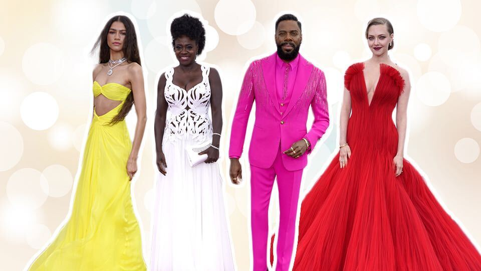 Every Movie-Worthy Fashion Moment From The 2021 Oscars