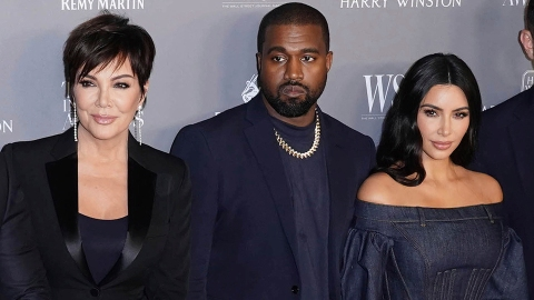 Kris Jenner Just Shaded Kanye West With This Easter Post Amid Kim Kardashian's Divorce | StyleCaster