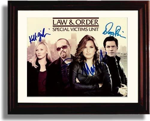 'Law & Order: SVU' Autograph Replica
