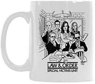 'Law & Order: SVU' Cast Mug