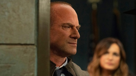 Would Christopher Meloni Come Back to 'SVU' Permanently? Here's What He Said | StyleCaster