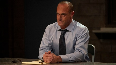 Here's How Chris Meloni's Net Worth Is Different After Leaving His 'SVU' Salary | StyleCaster