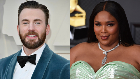 Chris Evans Just Responded to Lizzo Slipping into His DMs & Calling Him 'Papi' | StyleCaster