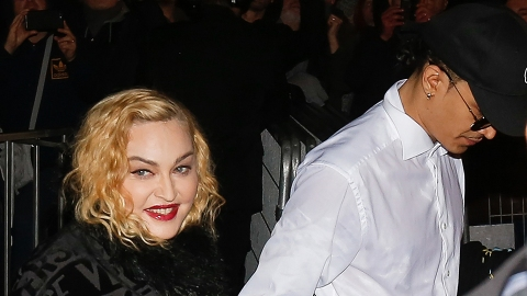 Madonna Just Made Out With Her 26-Year-Old BF on IG—Here's What to Know About Him | StyleCaster
