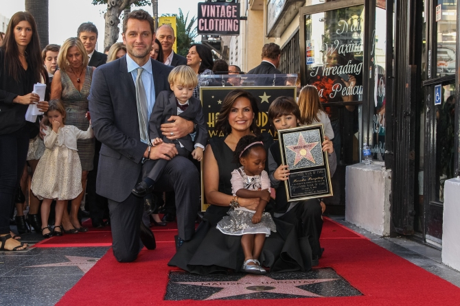 <div>Here's What to Know About Mariska Hargitay's 3 Kids & Blended Family With Peter Hermann</div>