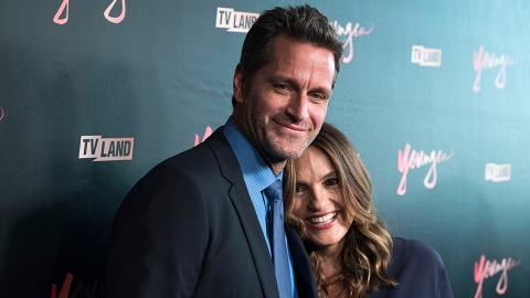 Yes, Mariska Hargitay Is Married to Charles From 'Younger'—Here's How they Met | StyleCaster