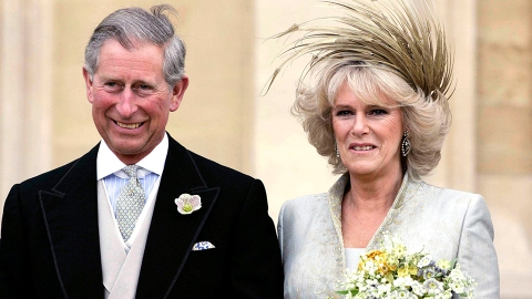Camilla's Son Just Revealed Whether She'll Be Queen After Prince Charles Becomes King   StyleCaster