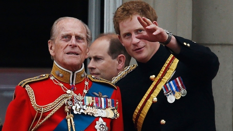Prince Harry Feels 'Guilty' He Couldn't 'Say Goodbye' to Prince Philip in Person | StyleCaster