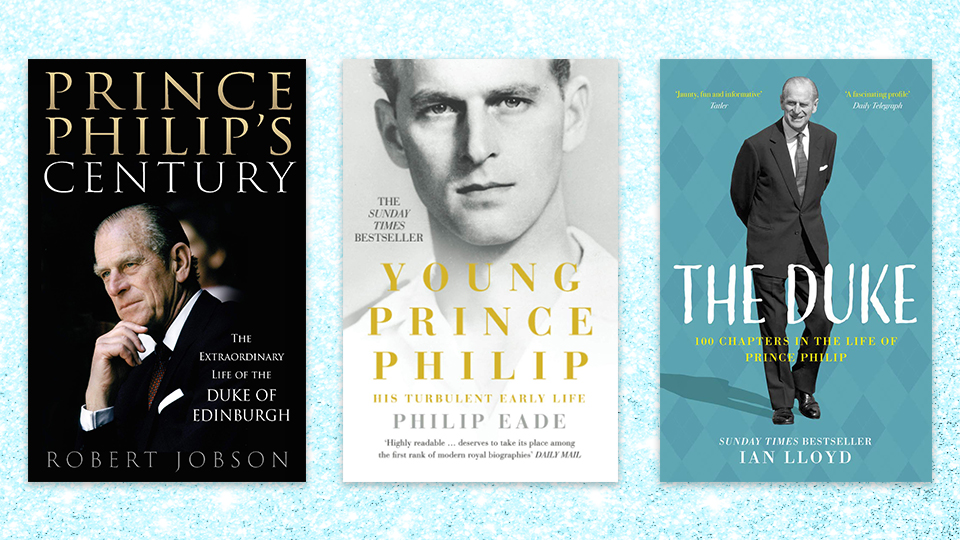 Prince Philip Books