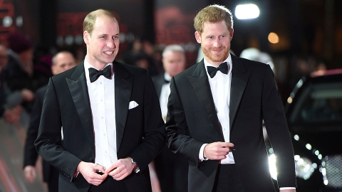 Prince William Is 'Uncomfortable' Talking to Harry After He Leaked Their Conversation | StyleCaster
