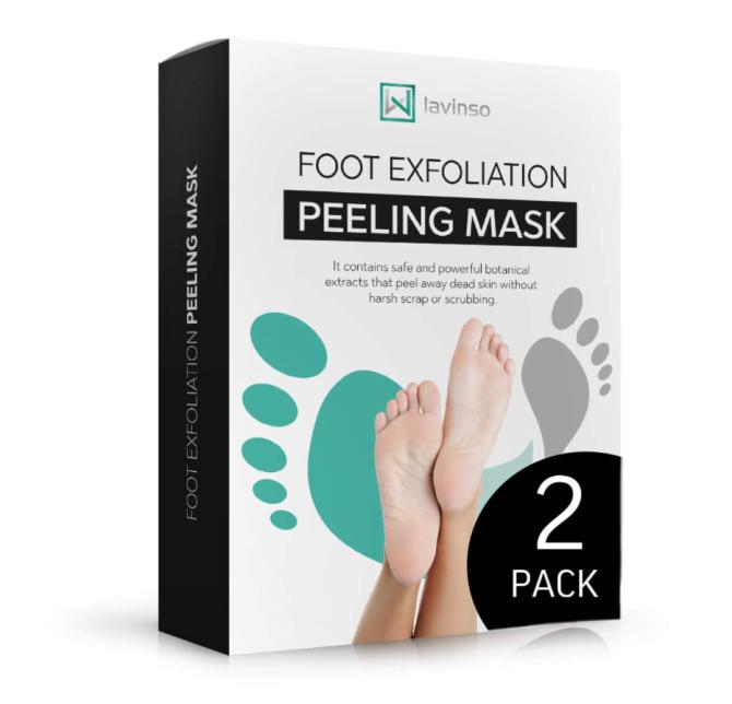 Foot Peel Mask 2 Pack