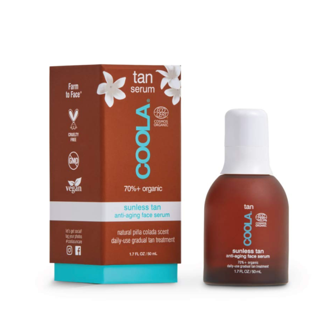 COOLA Organic Sunless Tanner Serum