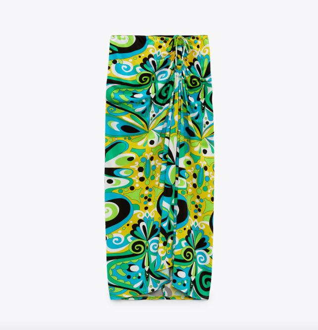 STYLECASTER   Zara Groovy Prints