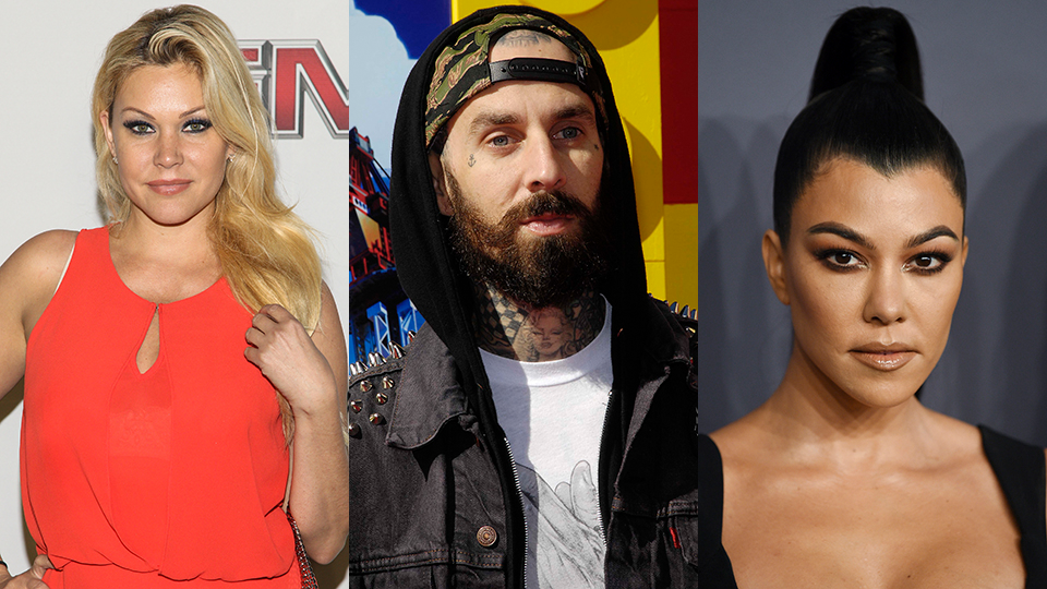 Travis Barker's Ex Just Seeming Called Out Him & Kourtney For 'Basing' Their Relationship on 'IG'