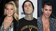 Travis Barker's Ex-Wife Is 'Hurt' He's Taking Kourtney Kardashian on the 'Same' Dates They Went On