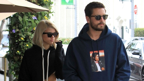 Sofia Richie Feels Scott Disick Is 'Twisting the Truth' About Their Breakup on 'KUWTK'   StyleCaster