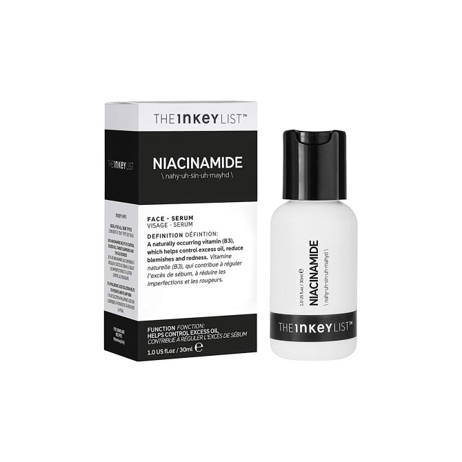 The INKEY List Niacinamide Oil Control Serum